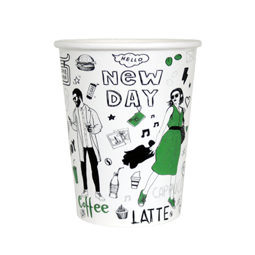 Pahare 380/450ml (14 oz) New Day