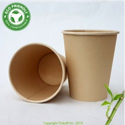 Pahare - 350 ml. (12oz) Bio & Compost