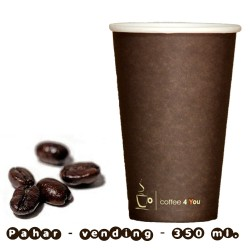 Pahar - 300-330 ml. (12 oz) Coffee4you