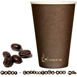 Pahar - 400-450 ml. (16 oz) Coffee4you
